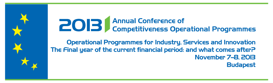 Annual Conference of Competitiveness Operational Programmes
